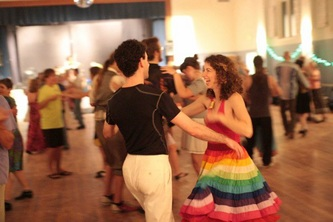 Charleston Contra Dance Community